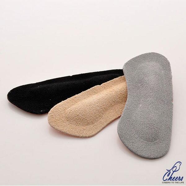 鞋材*鵲兒*真皮 反皮材料舒適足後腫貼-F 現+預【CHEERS-8】