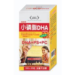 『121婦嬰用品館』三友 小磷脂DHA 200粒 - 限時優惠好康折扣