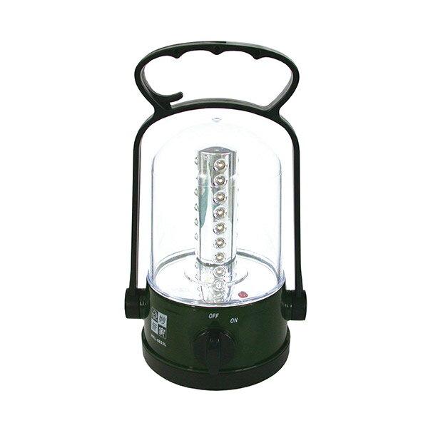 妙管家 飛梭LED充電式野營燈/露營照明燈 HKL-6833L