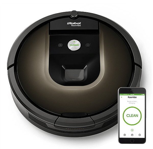 iRobot Roomba 980 WiFi 第9代機器人支援APP 遠端控制變頻掃地機 / 吸塵器( Pokemon 寶可夢 孵蛋機 )
