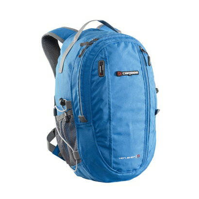 Caribee Hot Shot Small Daypack (atomic blue) 0