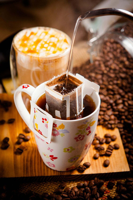 新鮮濾掛式咖啡~印尼蘇門答臘 黃金曼特寧 咖啡 ~  好康折扣