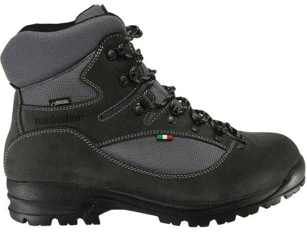 Zamberlan 防水登山鞋/不水解登山靴 549 Sherpa ro GTX 高筒專業登山鞋 灰黑Gore-tex黃金大底義大利製
