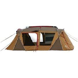 【Snow Peak TP-670 Landlock】 4~5人豪華客廳帳篷