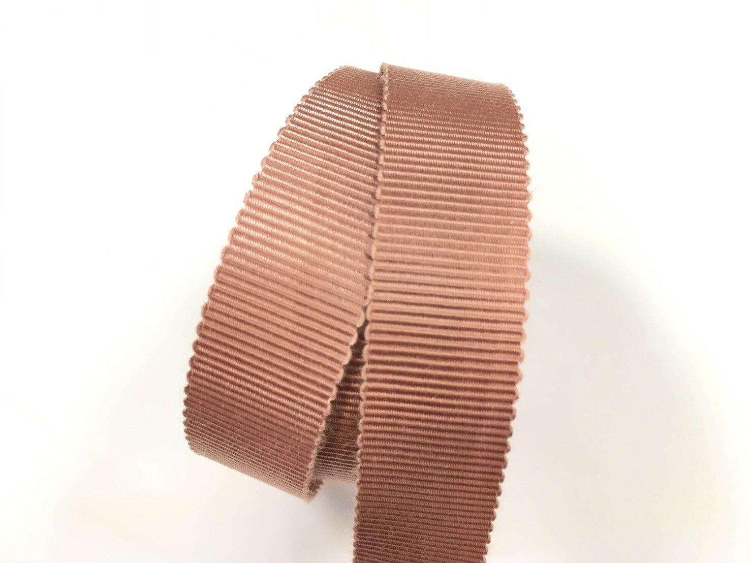 迴紋帶 羅紋緞帶 15mm 3碼 (22色) 日本製造台灣包裝 4