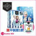 Crispy6 水果餅乾 水果乾 冰雪奇緣 7+1 禮盒版 零食 健康 天然 康熙 小S 朱芯儀 韋汝 *餅乾盒子* 0