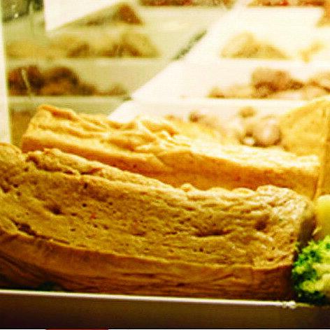 百頁豆腐 350克