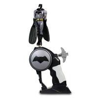 蝙蝠俠與超人周邊商品推薦飛行英雄系列-蝙蝠俠(電影版) / Movie Batman- new deco/ 蝙蝠俠對超人/ 正義曙光/ 可動/ 伯寶行