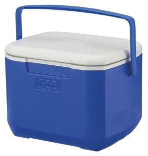 【鄉野情戶外專業】 Coleman  美國  15L Excursion 手提冰箱/冰桶 保鮮桶 保冰箱-藍/CM-27860M000