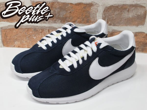 BEETLE NIKE ROSHE LD-1000 藍白 經典 阿甘鞋 藤原浩 平民版 慢跑鞋 802022-401 1