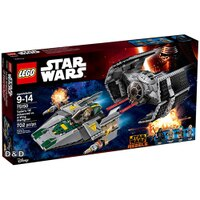 樂高積木LEGO《 LT75150 》STAR WARS™ 星際大戰系列 - Vader's TIE Advanced vs. A-Wing Starfighter