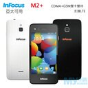 [亞太可用]InFocus M2+ 雙卡雙待(CDMA+GSM)智慧型手機(支援LTE)
