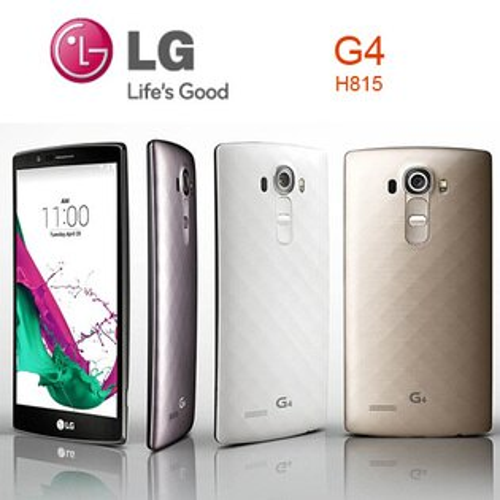 LG G4(H815) 32G 六核心手機(類金屬菱格)~送9H鋼化玻璃貼+透明保護套