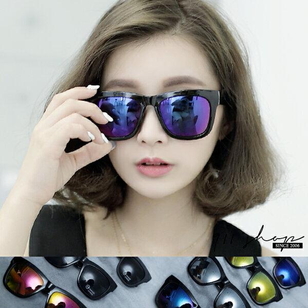 *911 SHOP*【os769】韓國直送 繼承者們 李敏鎬 雷朋版粗膠框太陽眼鏡-抗UV400