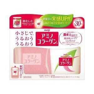 日本原裝 MEIJI日本明治膠原蛋白粉新濃縮進化版30日份杯組 - 一九九六的夏天 - 限時優惠好康折扣