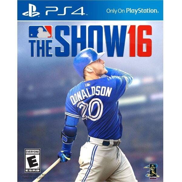 PS4 美國職棒大聯盟 16 英文美版 MLB 16 The Show