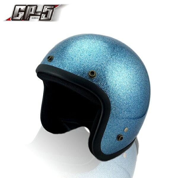 【頑騎】免運費【GP-5】彩鑽金蔥通用復古帽 305復古帽 台灣製造 共10色