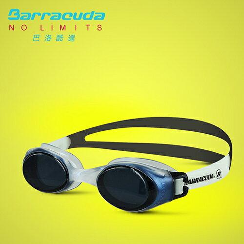 美國巴洛酷達Barracuda成人運動型抗UV防霧泳鏡-SUBMERGE#13355 2
