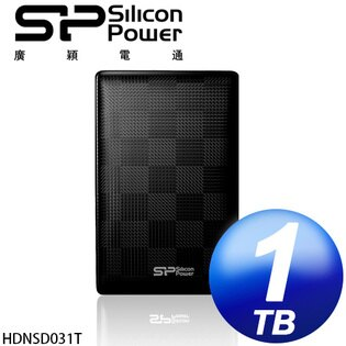 廣穎 Silicon Power Diamond D03 1TB USB3.0 2.5吋行動硬碟