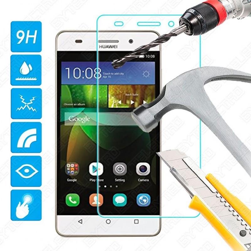 Protector Pantalla CRISTAL TEMPLADO PREMIUM Para Huawei G PLAY MINI / HONOR 4C 0