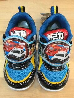 【禾宜精品】正版 TOMICA 多美車 電燈 布鞋 包鞋 運動鞋 童鞋 16-20台灣製造 SGS檢驗合格