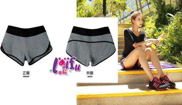 來福,B150運動短褲費飛速乾排汗馬拉松健身韻律短褲運動褲,單短褲售價399元
