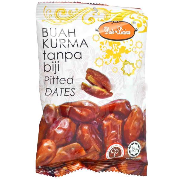 馬來西亞進口 Date Licious 美味棗-去籽椰棗100g