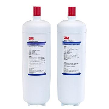3M 智慧型雙效淨水系統 軟水替換濾芯組合 DWS6000_WS6000-ST