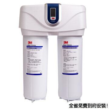 3M 智慧型雙效淨水器 DWS6000_WS6000-ST