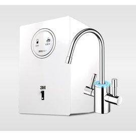 3M HEAT1000 高效能櫥下型雙溫飲水機,搭載雙溫防燙鎖龍頭(單品 / 不含淨水器)