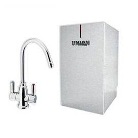 賀眾牌 UW-2201HW-1 廚下型冷熱 飲水機 附冷熱兩用出水龍頭