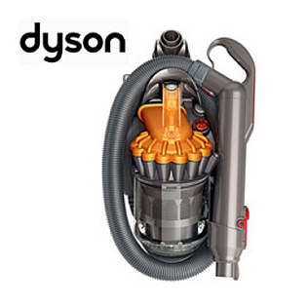 展示機出清!!《Dyson》戴森 數位馬達 圓筒式吸塵器  DC22 Allergy + DDM 灰金色  ★加贈木質地板吸頭