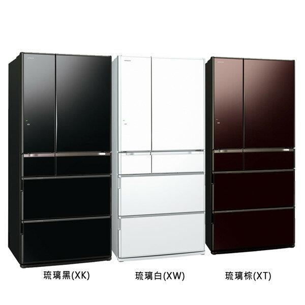 日立 HITACHI 日本原裝進口 一級 變頻 670L 六門電冰箱 RSF8800E/ R-SF8800E 金緻✶禮讚 ✿104年12月31前好禮送+回函申請 7-11商品卡!