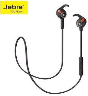 Jabra ROX Wireless HiFi入耳式藍牙耳機  凱夫拉爾增強電纜設計,結實耐用,防纏繞