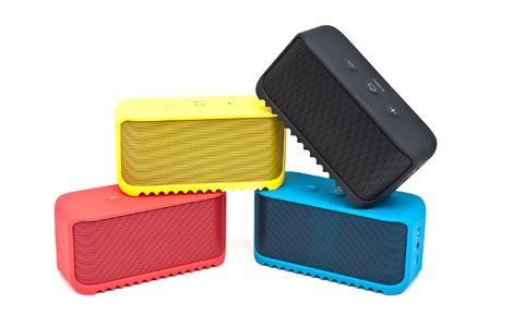 Jabra Solemate mini 魔音盒NFC 藍牙Speaker(黃)、(黑)、(紅)、(藍)