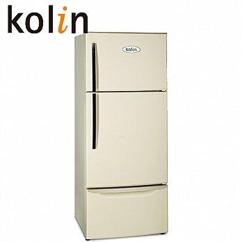歌林KOLIN 481L三門風扇式變頻電冰箱 KR-348V01 馬達、壓縮機三年保固