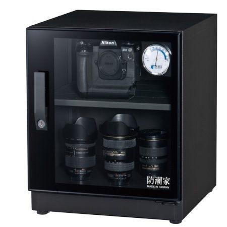 防潮家 64公升電子防潮箱 FD-62C #15年市場肯定,最佳除濕人氣商品  日製濕度錶機芯 工研院溼度取樣校正