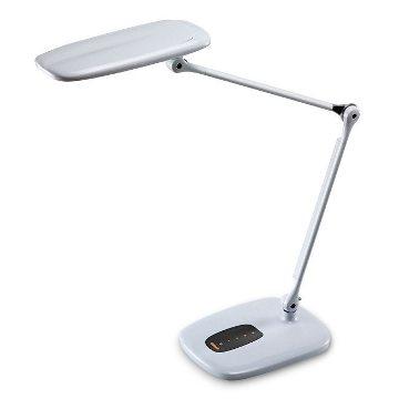 OSRAM 歐司朗 LED光映雙臂檯燈 DL-011 ★LGT光引技術,減低眩光超護眼