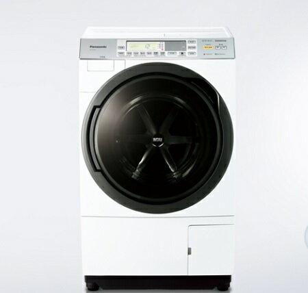 Panasonic 國際牌 日本製 10.5公斤 洗脫烘滾筒洗衣機 NA-VX73 (GL左開 / GR右開) ★2015年新機上市! 烘衣6公斤,雙效自動內槽洗淨功能