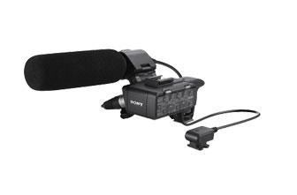 SONY XLR-K1M 錄影專用專業收錄音組 提升 SLT-A99 和 NEX-VG900 於錄影時的收音性能 讓影片達到絕佳的收音效果