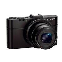 SONY 索尼推薦到SONY RX100 II DSC-RX100M2 類單眼 (公司貨) ★贈電池(共2顆)+16G高速卡+座充+保護貼+吹球清潔組+讀卡機 RX100 MII