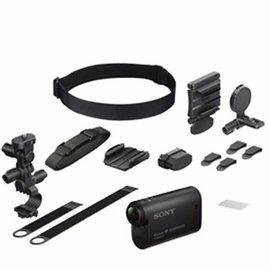 SONY HDR-AS30VB NFC運動攝影機 (公司貨) HDR-AS30 ★贈電池(共2顆)+8G卡+吹球清潔組 自行車固定套組
