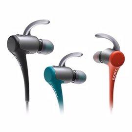 SONY MDR-AS800BT 密閉入耳式立體聲藍牙耳機 NFC快速連線 可接聽電話,調整音量、曲目、播放 / 暫停功能