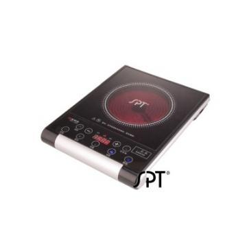 尚朋堂 黑色微電腦觸控式電陶爐 SR-155F