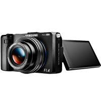 Samsung 三星到SAMSUNG EX2F(公司貨) 數位相機 加贈8G高速卡+保護貼+清潔組+小腳架+讀卡機 5好禮!! EX2