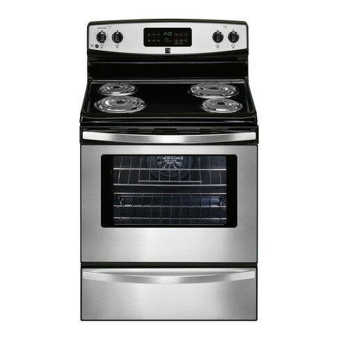 Sears 美國熙爾仕楷模 ~  豪華型 獨立式四口電烤爐『二機一體、旋風烤箱』【型號:90313】