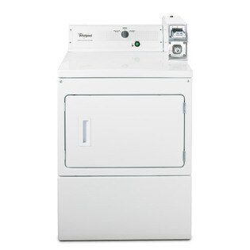 Whirlpool 惠而浦 CEM2763BQ 12KG 商用投幣式乾衣機  ★美國原裝進口,三種乾衣溫度與行程選擇