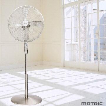 現貨 日本松木 MATRIC Breeze 16吋金屬遙控立扇 MG-AF1601S ★四段定時設定,無線遙控