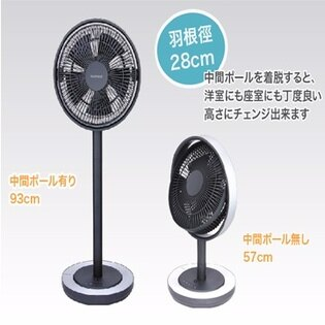 日本松木 MATRIC Amani 亞曼尼12吋 DC 香氛美型扇 MG-DF1201A ★日本製造低噪音DC馬達,安靜更舒眠