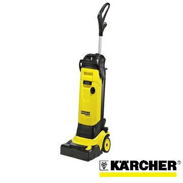 ★限量贈好禮!德國 凱馳 KARCHER 直立式滾刷型洗地機 BR30/4  ★吸、刷、吸一次完成!